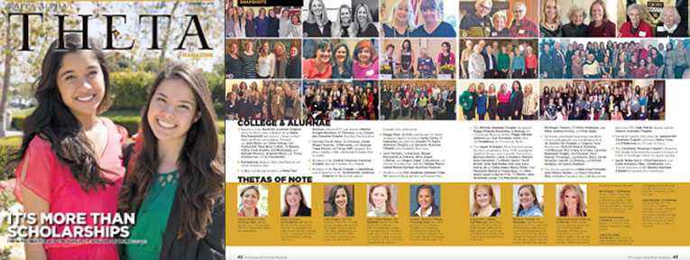 NIHR Principal Cindy Kanstoroom Featured in Kappa Alpha Theta Magazine