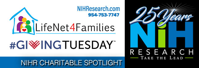 NIH Research & Consulting Helps to Address Poverty with LifeNet4Families
