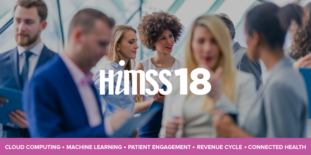 NIH Research & Consulting at HIMSS 2018