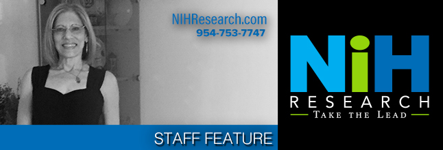 NIH Research & Consulting Staff Feature Susan Cohen