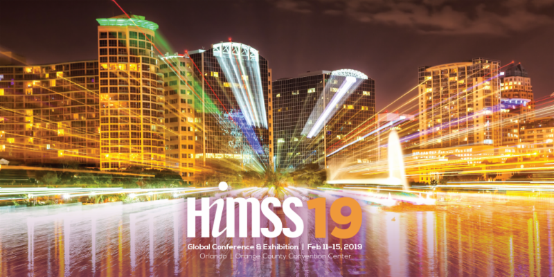 Connect with NIHR at HIMSS!