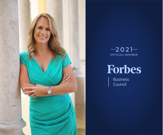 Robin Day Invited Into Forbes Business Council