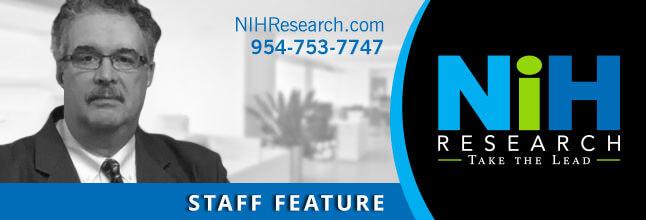 Staff Feature: Tom Calzolari